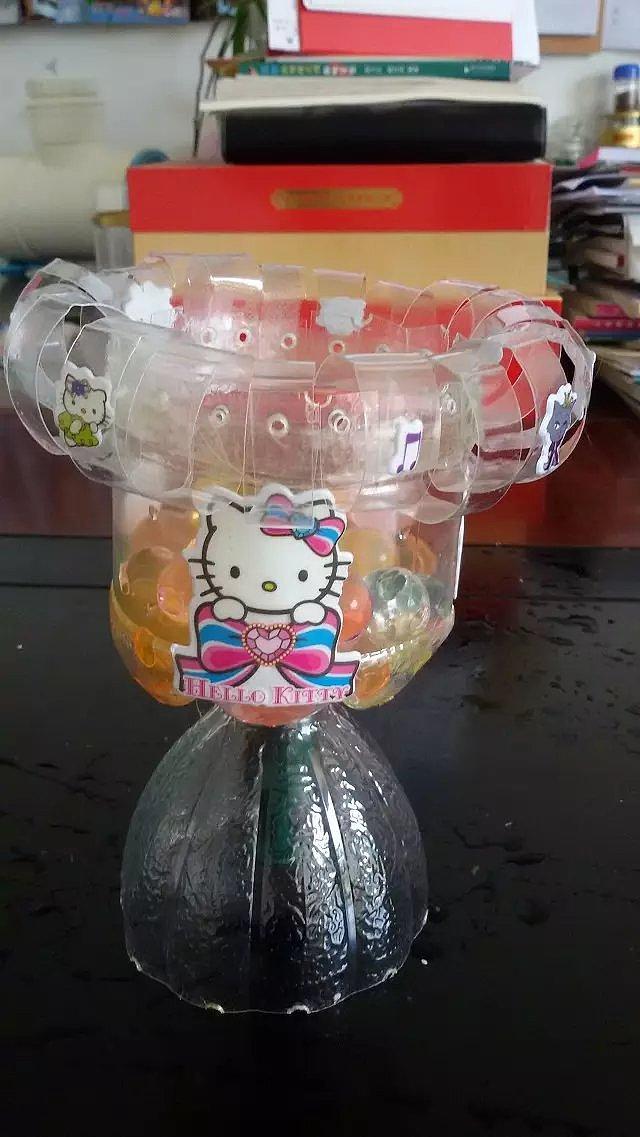 可乐瓶做花瓶_可乐瓶手工制作花盆图片展示_可乐瓶手工制作花盆相关图片下载