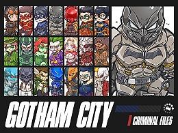 GOTHAM CITY | HZ.KEYNES