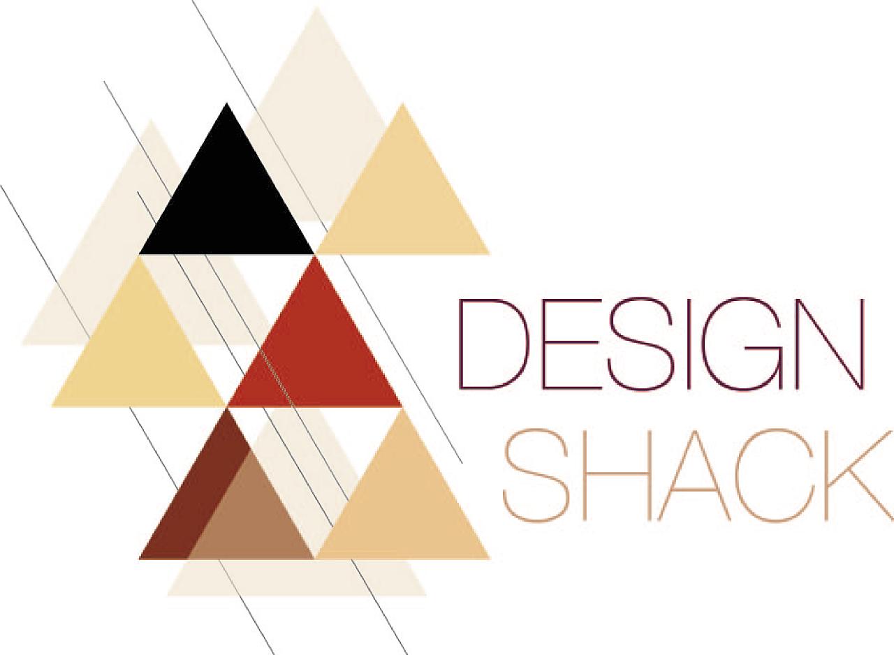 三角形状的东西-多边形海报