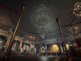 复古舞厅 UE5