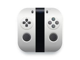 SONY PS4游戏手柄icon练习