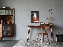 轻舟书桌 | 原创设计