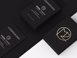 模特培训机构品牌视觉形象设计