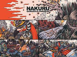 """""""NAKURU""""Hero saves beauty"""