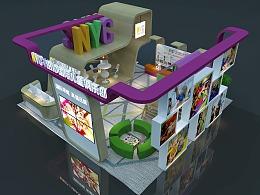 NYC展会空间设计