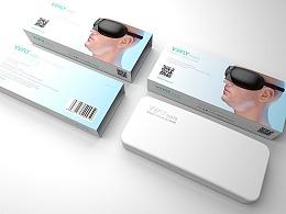 治疗仪包装设计、理疗仪包装设计、医疗产品包装设计