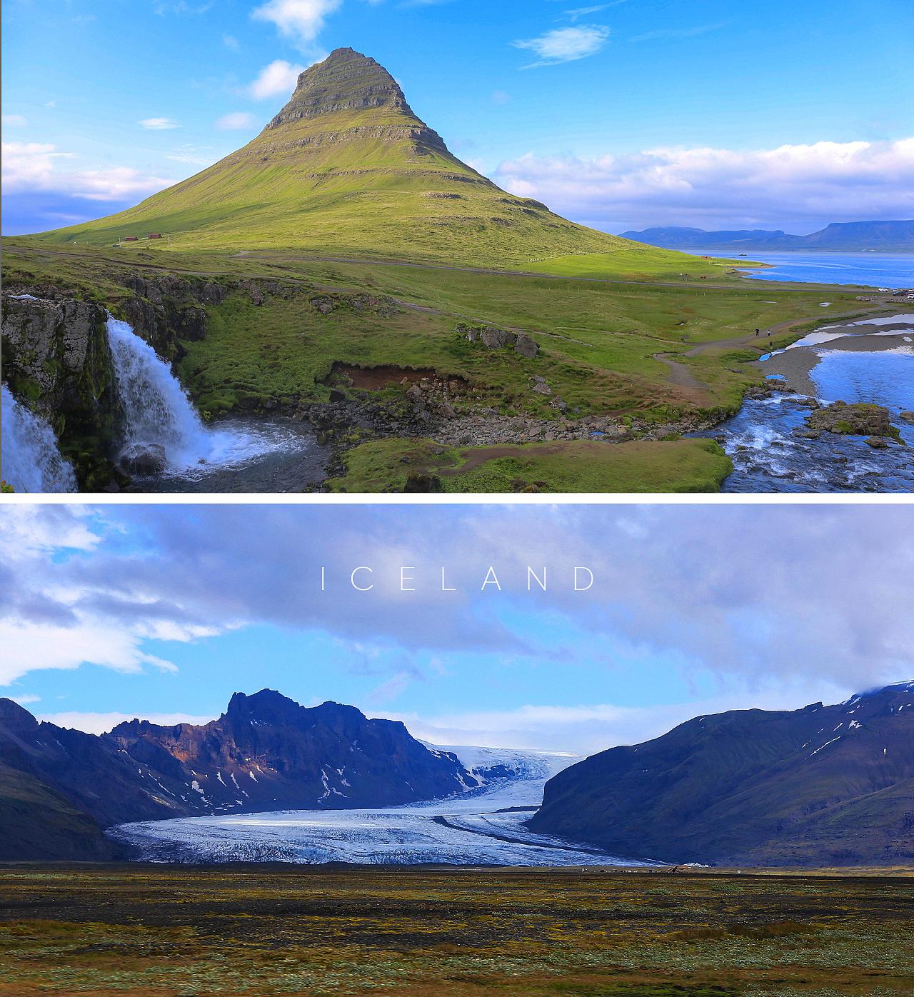 冰岛图片风景大全