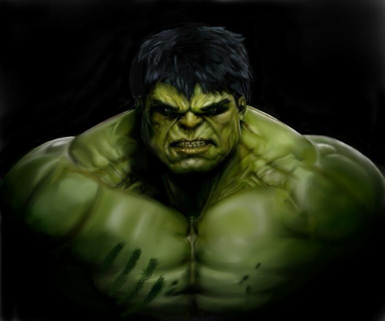 绿巨人——浩克