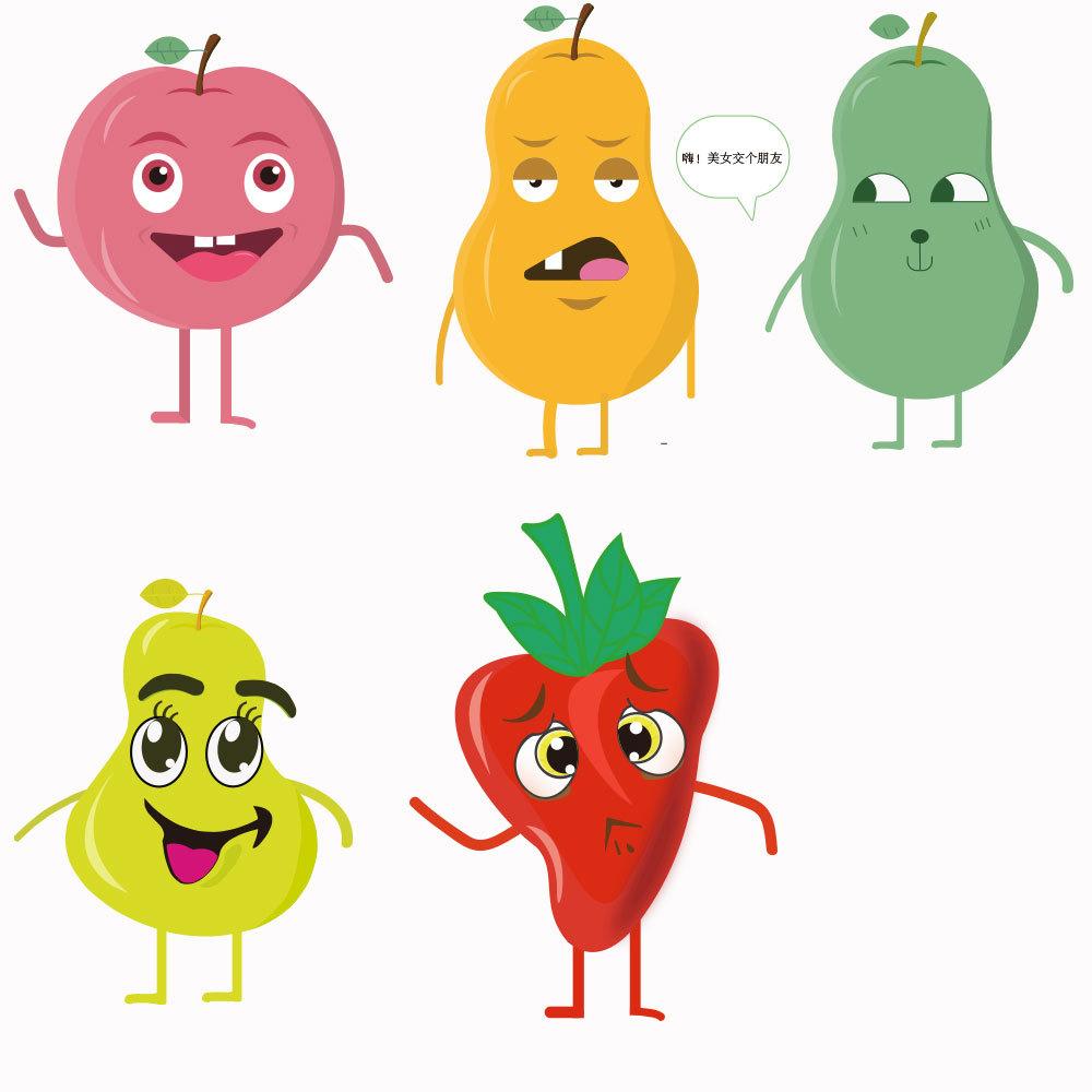 水果卡通|ui|图标|tiffany809 - 原创作品 - 站酷