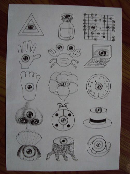 图形创意基础作业——图形语言的魅力图片