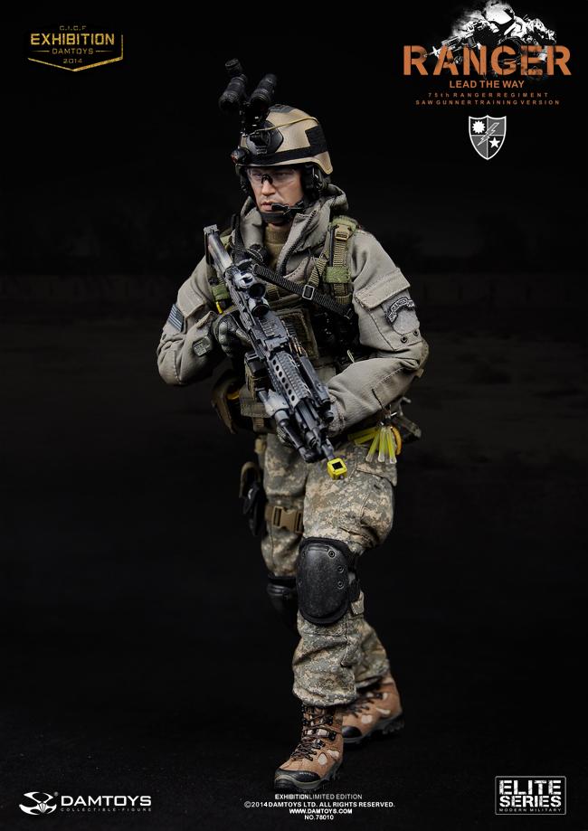 美国陆军游戏下载_美国陆军第75游骑兵团 - 机枪手 2014广州c.i.c.f.会场版