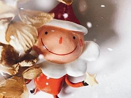 手作—圣诞星人