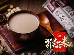 猴菇米稀拍摄和详情页