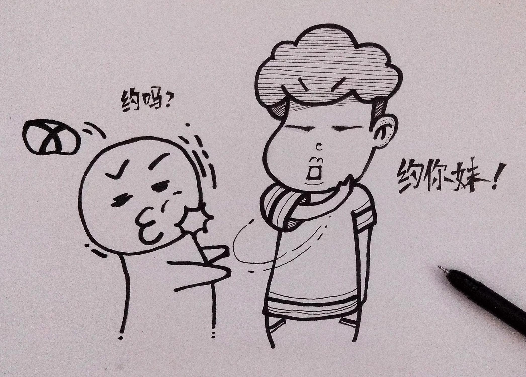 手绘练习2
