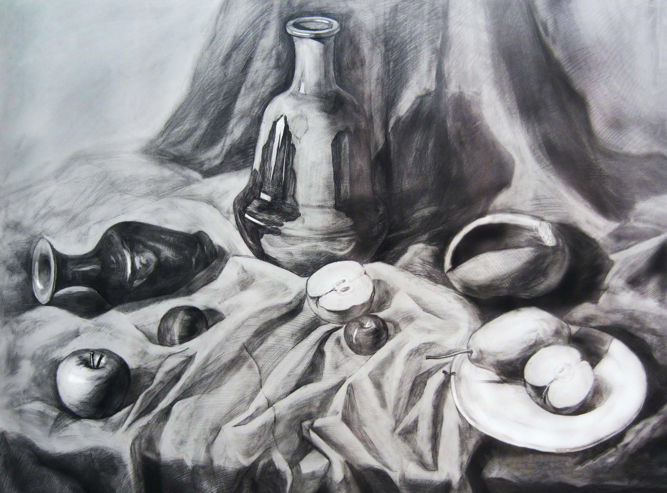 版式 油画 素描