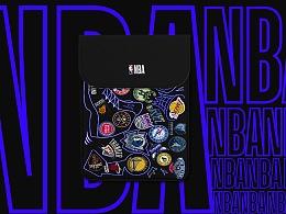 NBA 冠军展衍生品设计——凯尔特人 & NBA全logo集合款