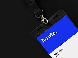KUSITE 库思特 logo design