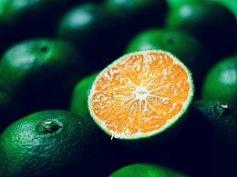 调皮的橘子