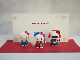 MARD拼豆原创-HelloKitty