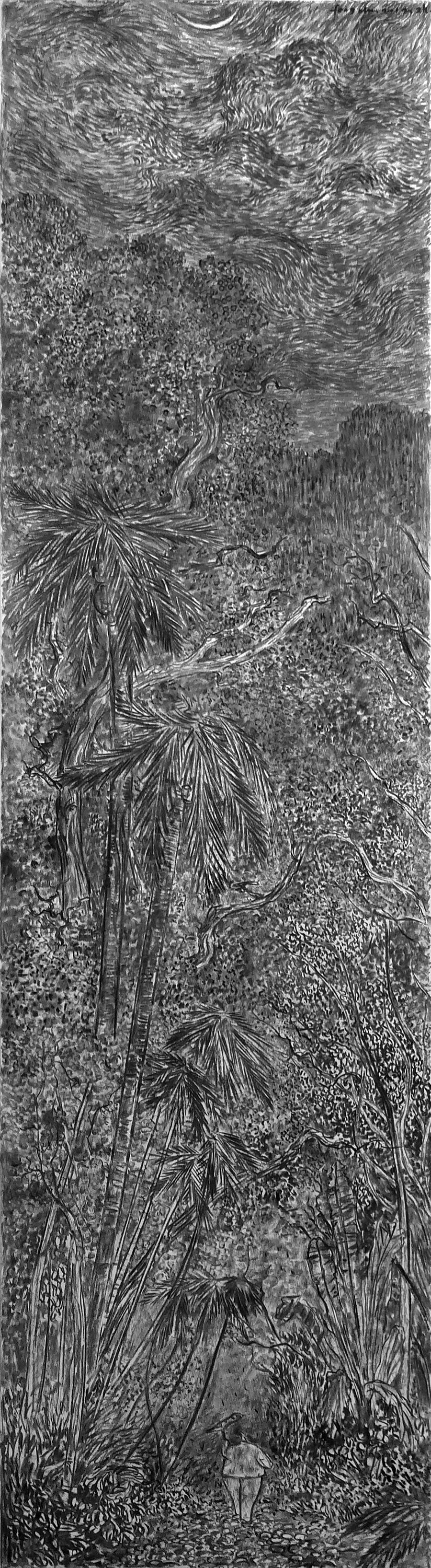 查看《《南方·潮水集》 素描系列作品节选》原图,原图尺寸:1285x4670