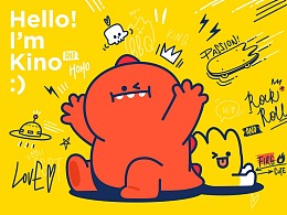 Hello,I'm Kino!