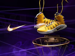 NIKE YI 11 Los Angeles Lakers