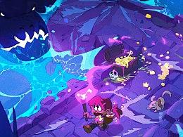 ROLO的冒险——石窟遗迹