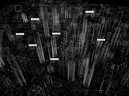 智慧城市可视化指挥中心展示