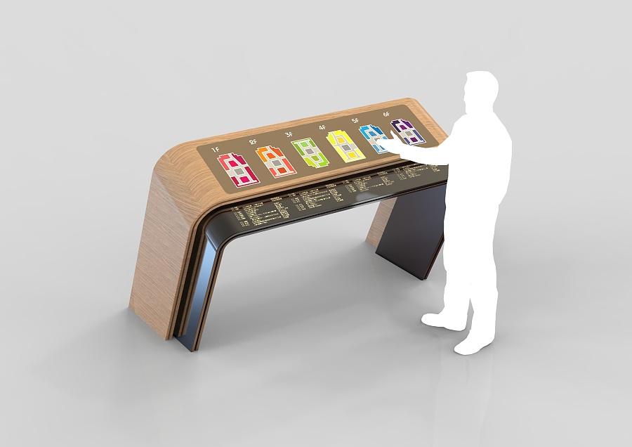 上海金鹰国际购物中心标识设计 导视设计 空间