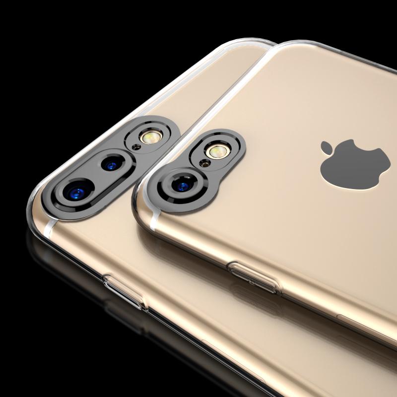 iphone黑圈手机壳 渲染效果图 主图 ps精修