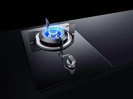2K19 x Midea美的 Gas stove x 产品详情页