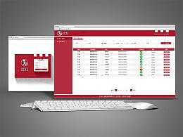 管理系统 手机界面 网页界面 员工管理 奖品管理