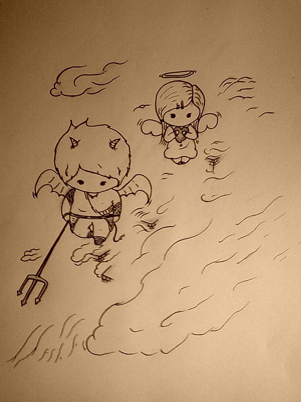 天使&恶魔