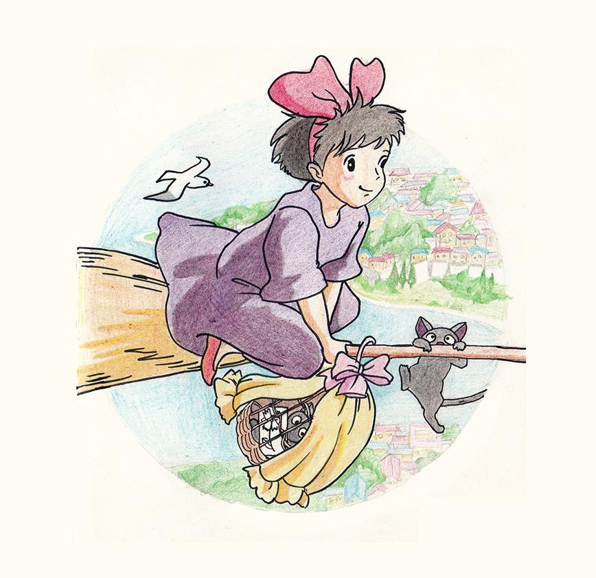 宫崎骏的所有动画片_宫崎骏动画