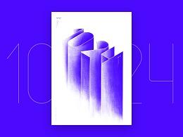 字形海报设计