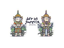 Lost in summer《马克与赛克》泰国篇(上)