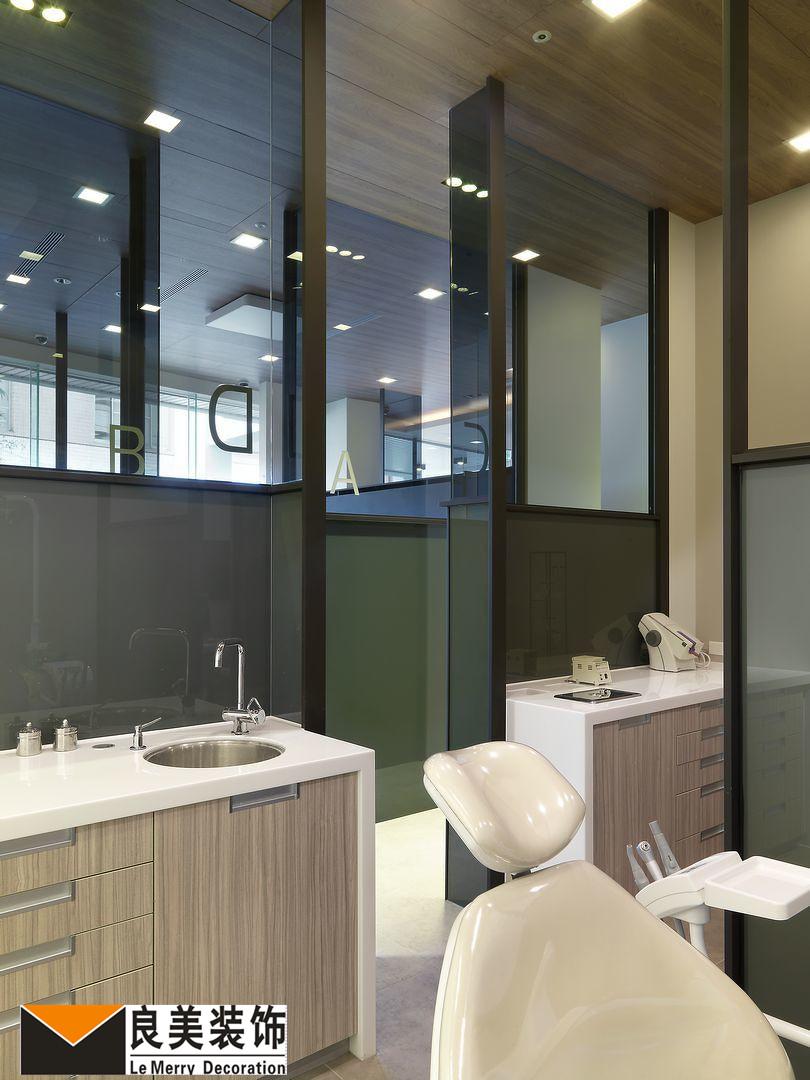 牙科口腔诊所装修设计高端-成都案例牙科诊所平面设计如何做出层次感图片