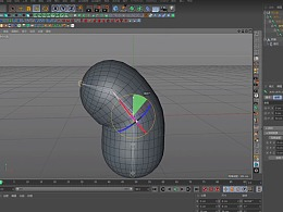 C4D骨骼绑定动画解析