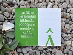 英文字体设计 Dalloway - Typeface Specimen
