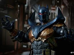 眉间白火的臆造自D之二代蝙蝠侠