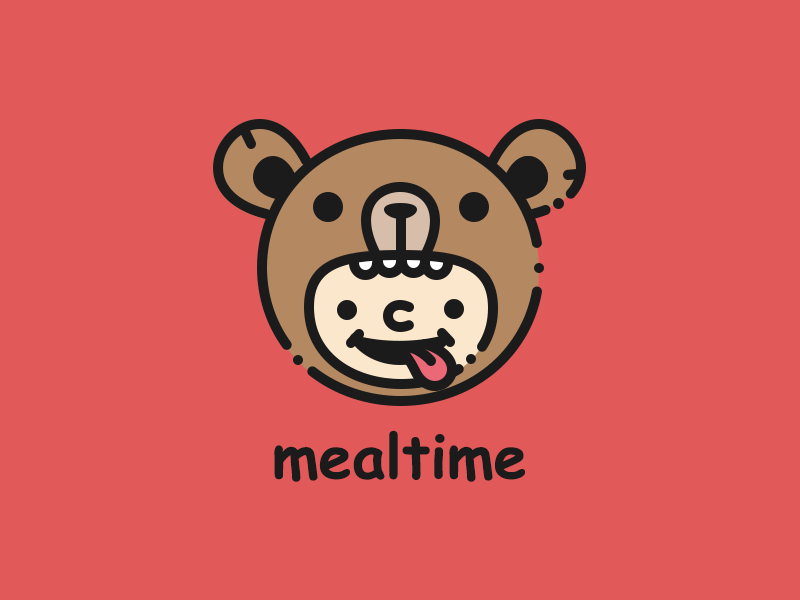 熊熊表情|插画|插画添加|Jujube_Gu-原创作品配表情包如何上字给信微上习作图片