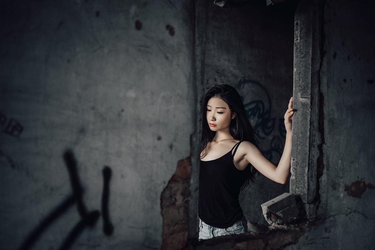 迷城女主角剧照