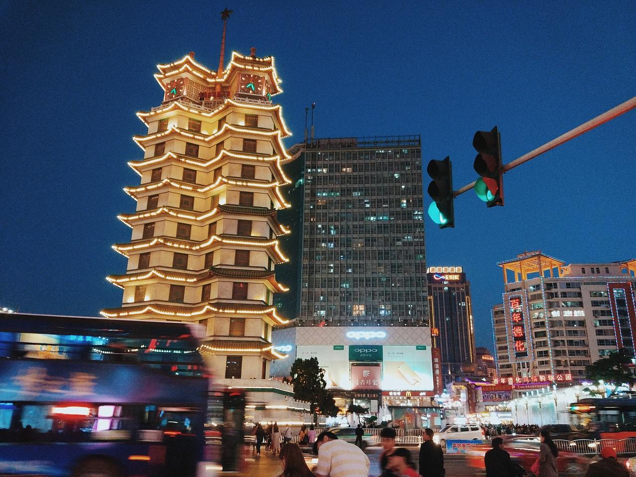 郑州 二七塔图片
