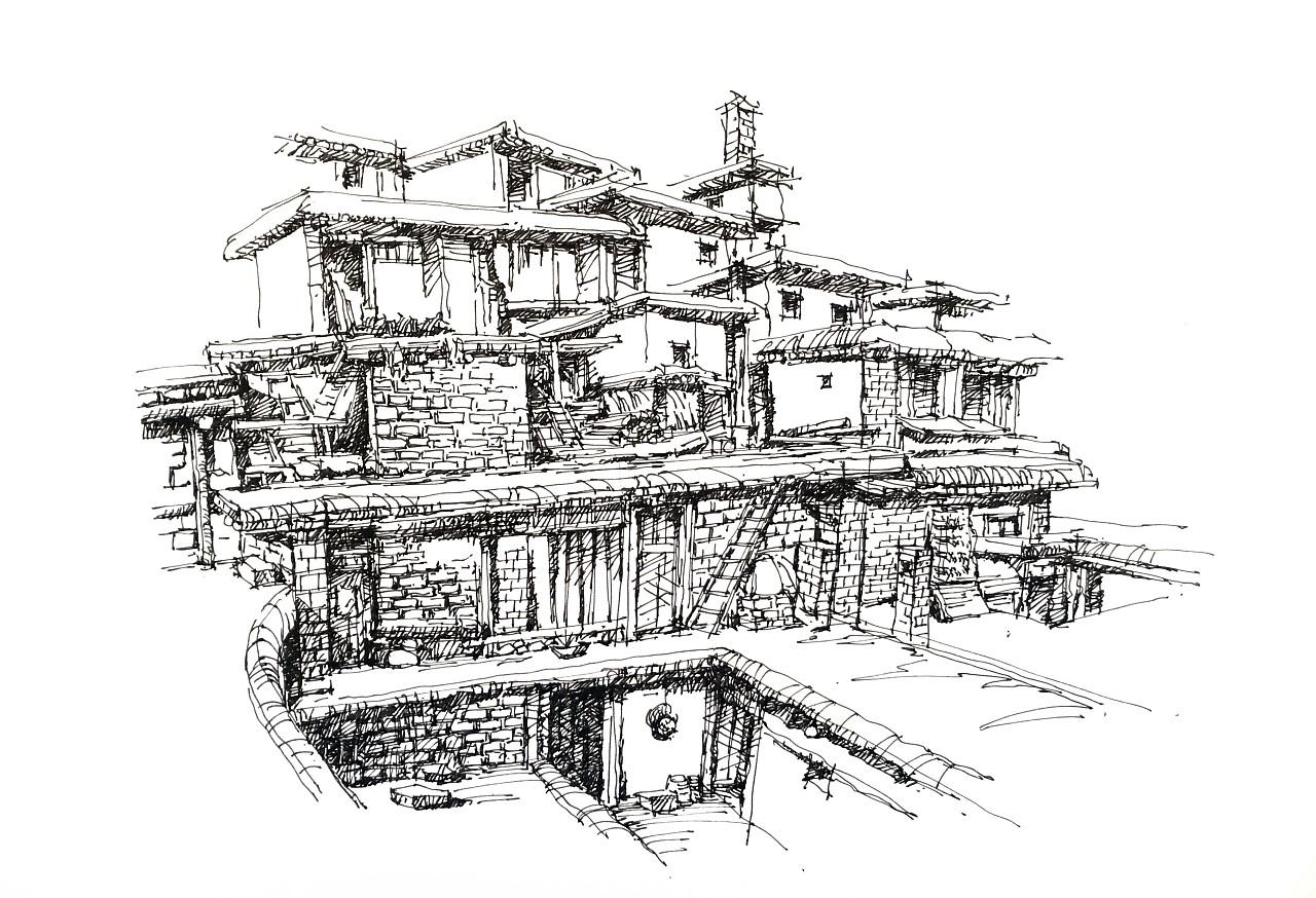 昆明云一室内/建筑/景观手绘培训