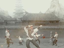 天龙八部•少林扫地僧 Shao Lin
