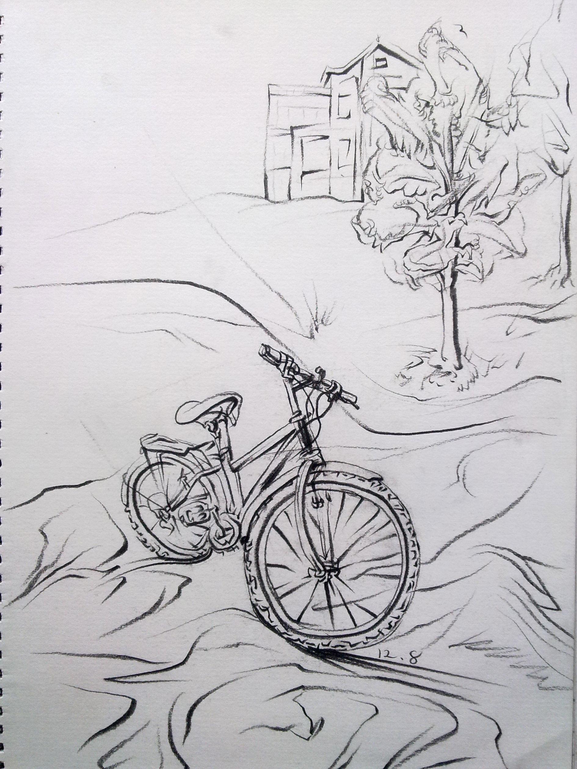 简笔画 手绘 素描 线稿 1890_2520 竖版 竖屏