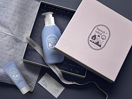 简约森林 / 婴童护理品牌 婴童洗护