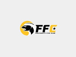 Fraternity Five Club LOGO Design