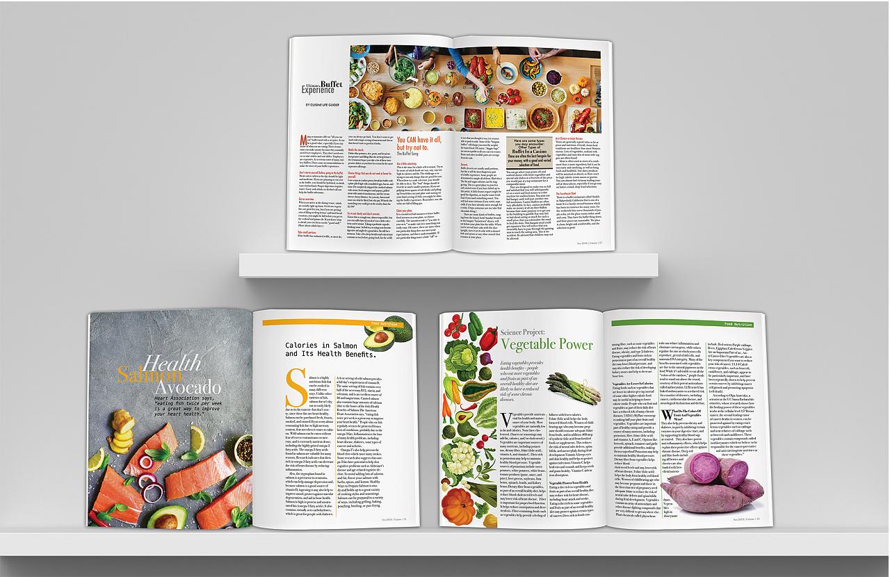 杂志排版 indesign|平面|书装/画册|先锋设计 - 原创图片