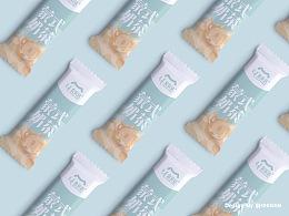 奶茶粉包装设计